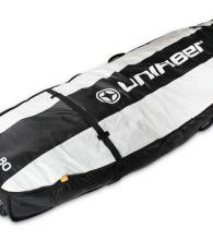 Unifiber Double Pro Boardbag XL Wheels
